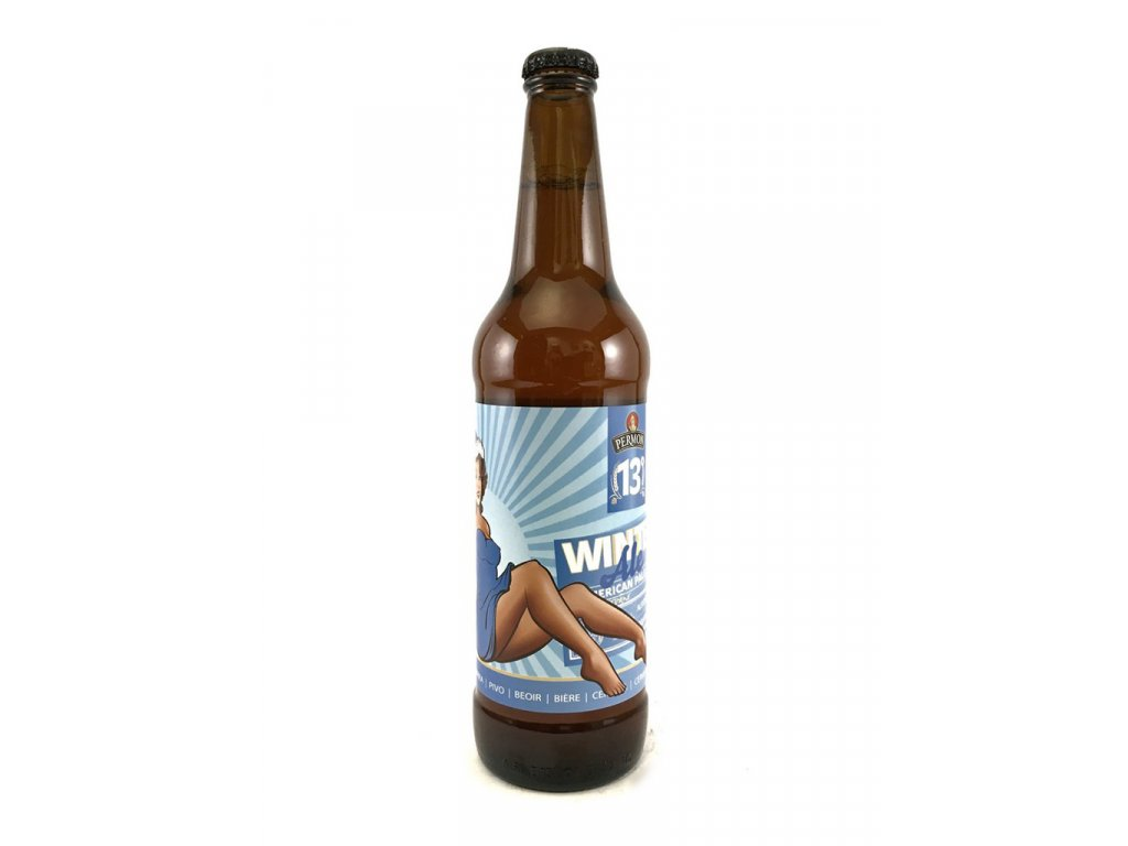 Permon Winter Ale 13° 0,5l