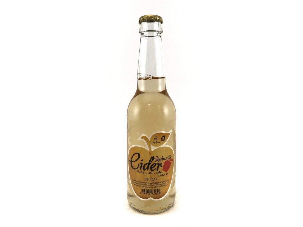 Rychnovský Cider 0,33l