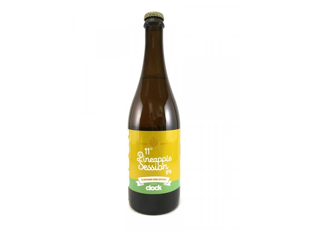 Clock Pineapple Session IPA 11° 0,7l