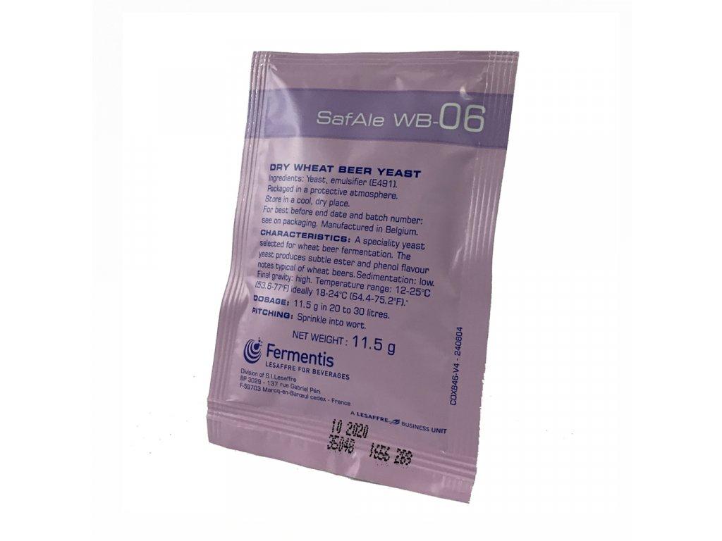 Fermentis SafAle™ WB-06 11,5g