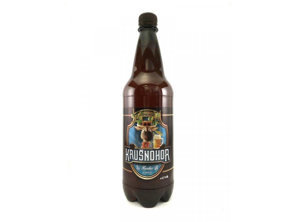 Krušnohor Summer Ale 10° 1l
