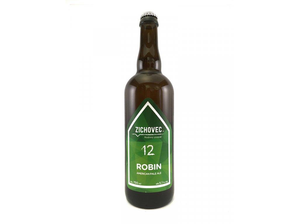 Zichovec Robin 12° 0,75l