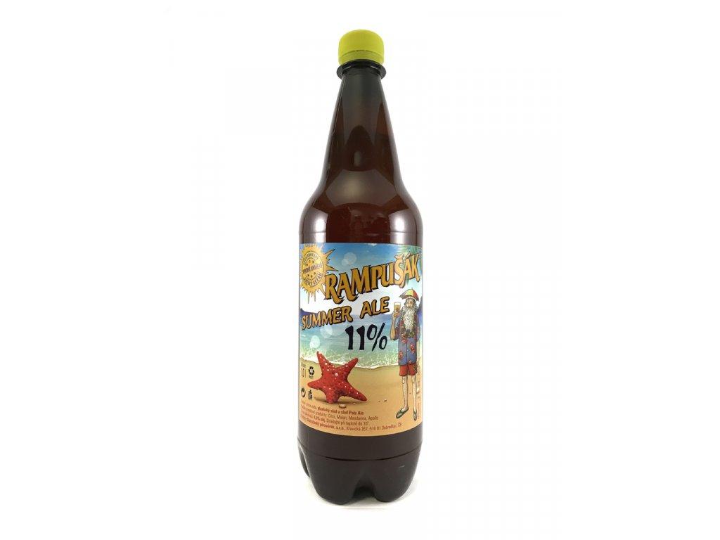 Dobruška Rampušák Summer Ale 11° 1l