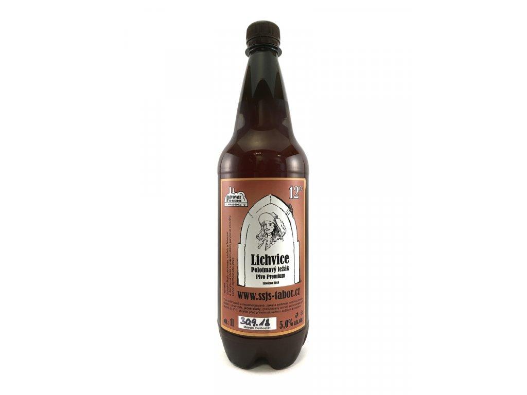 Pivovar pod Besedou Lichvice 12° 1l