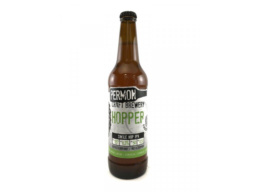 Permon Hopper Cascade 15° 0,5l
