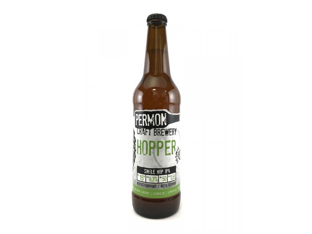 Permon Hopper Simcoe 15° 0,5l