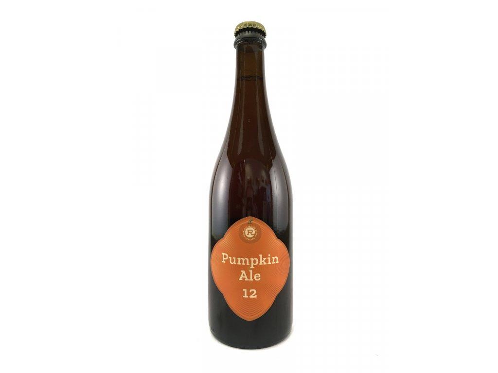Jihlavský radniční pivovar - Pumpkin Ale 12° 0,75l