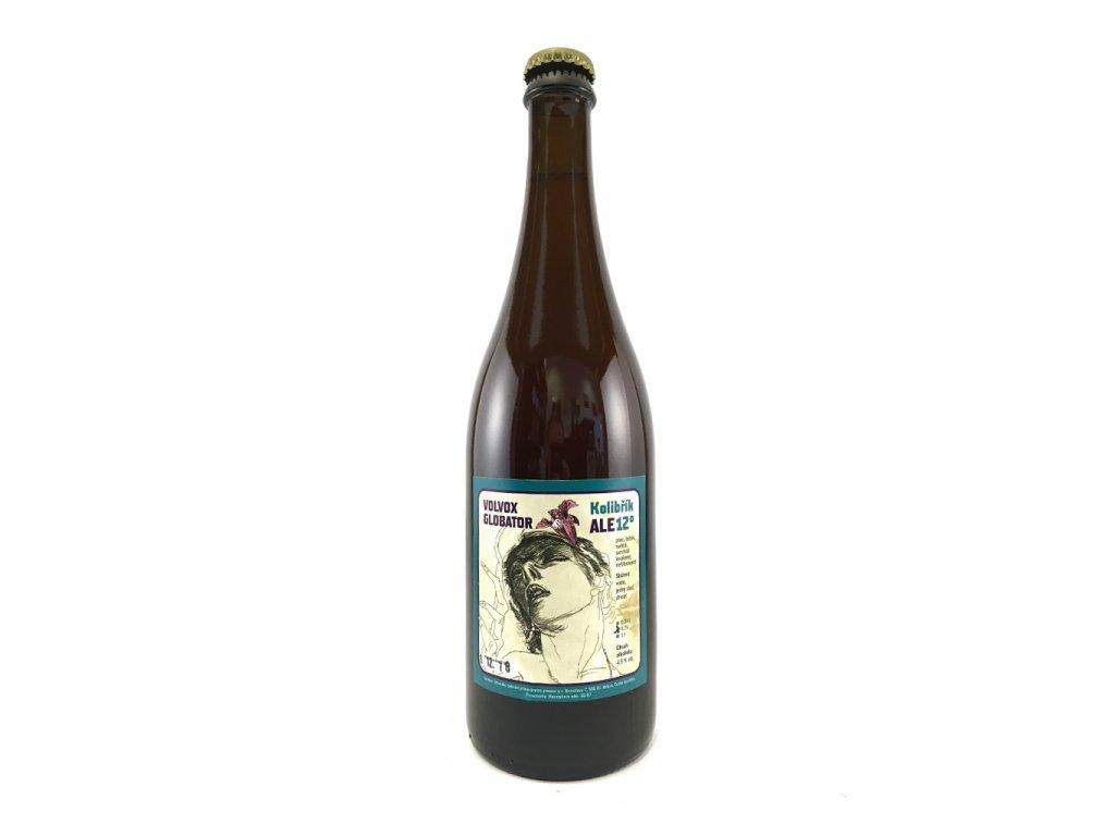 Jihlavský radniční pivovar - Volvox Kolibřík ALE 12° 0,75l