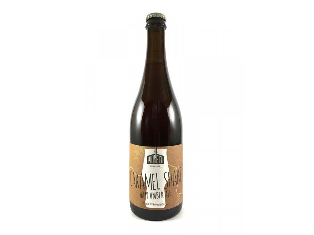 Pioneer Beer Caramel Shake 13° 0,75l