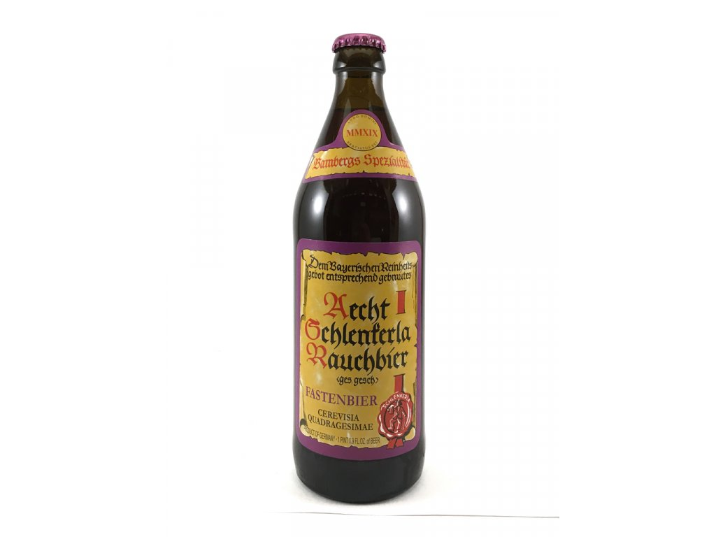 Aecht Schlenkerla Rauchbier - Fastenbier 0,5l
