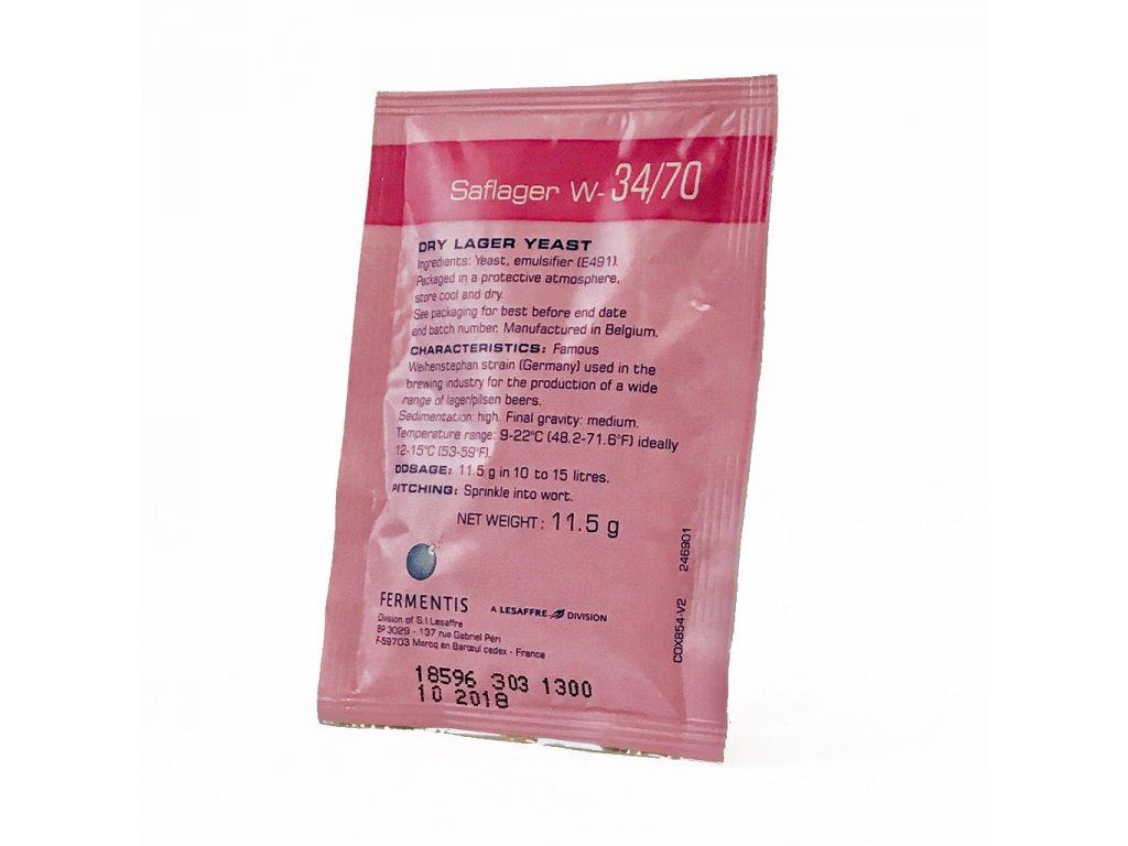 Fermentis SafLager™ W-34/70