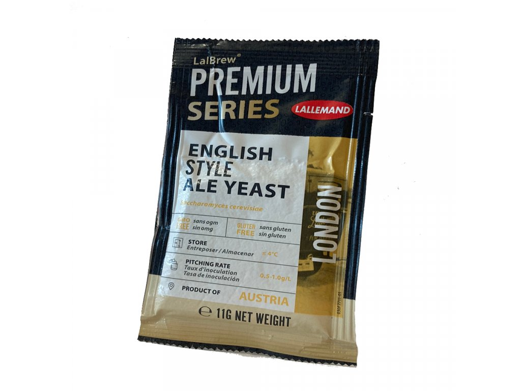 LalBrew® LONDON ENGLISH-STYLE ALE YEAST 11g