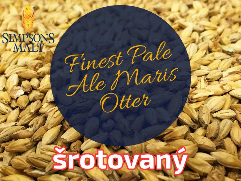 Finest pale Ale Maris Otter srot