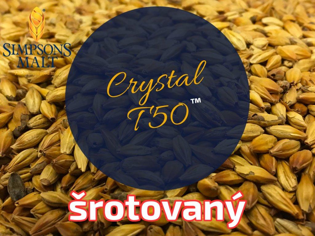 Simpsons Crystal T50 srot