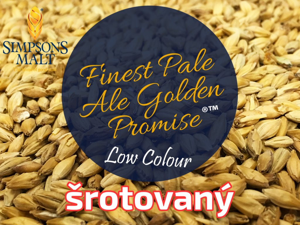 Golden Promise Low colour srot