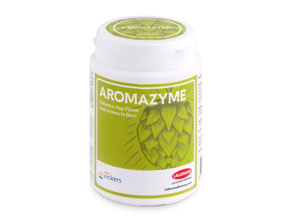 Aromazyme Front White LowRes