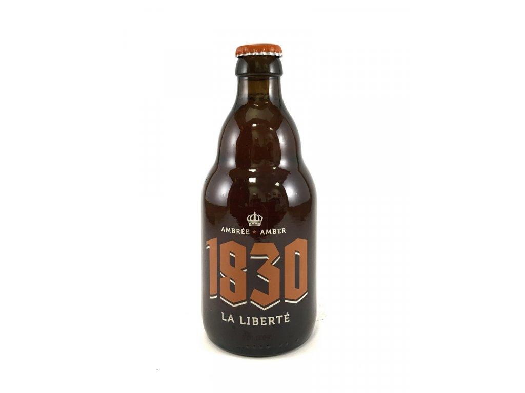 Scassenes 1830 La Liberte Amber 0,33l