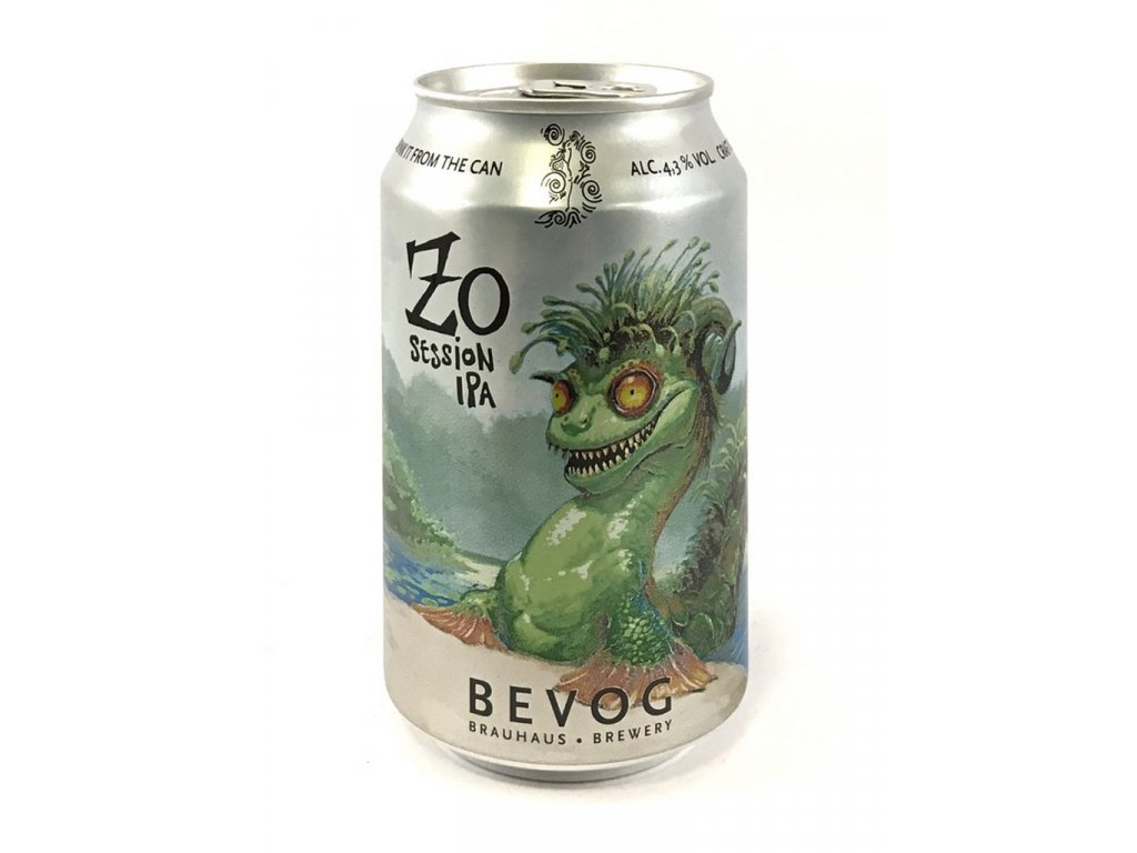 Bevog ZO Session IPA 0,33l