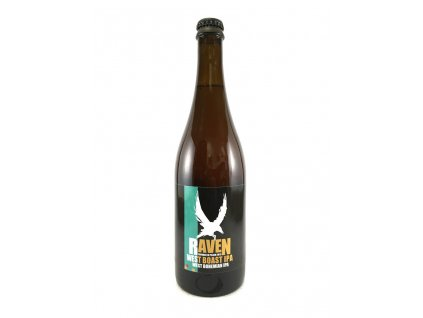Raven West Boast IPA 17° 0,7l