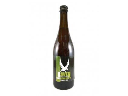 Raven Lemongrass IPA 15° 0,7l