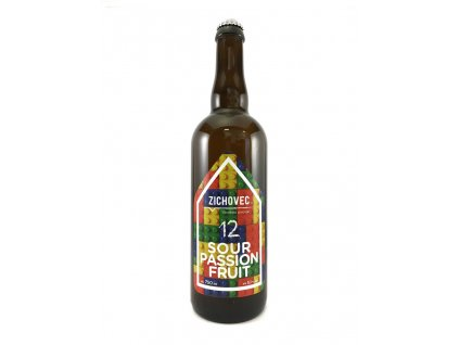 Zichovec SOUR Passion Fruit 12° 0,75