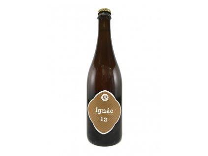 Jihlavský radniční pivovar - Ignác 12° 0,75l