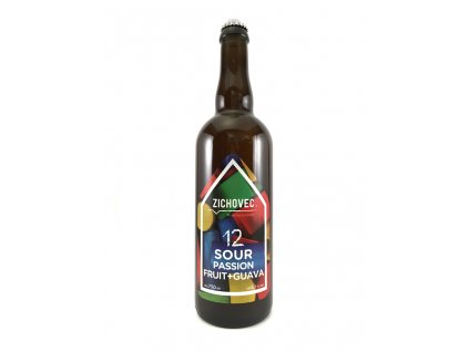Zichovec Sour Passion Fruit + Guava 12° 0,75l