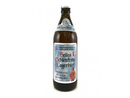 Aecht Helles Schlenkerla Lagerbier 0,5l