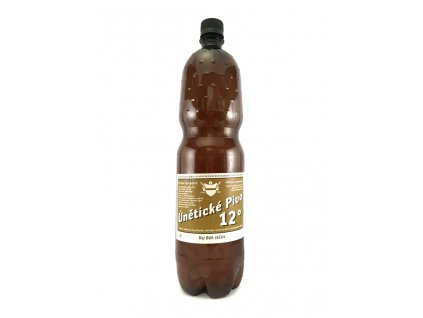 Únětické pivo 12° 1,5l
