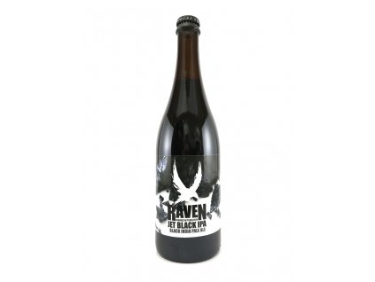 Raven Jet Black IPA 15° 0,7l