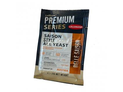LalBrew® BELLE SAISON BELGIAN SAISON-STYLE YEAST 11g