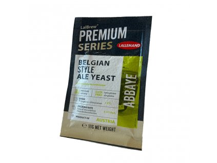 LalBrew® ABBAYE BELGIAN-STYLE ALE YEAST 11g