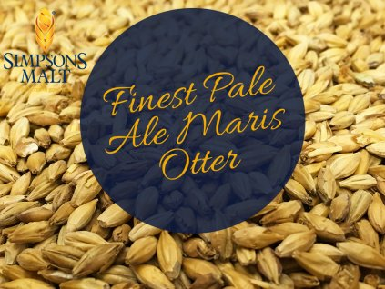 Finest pale Ale Maris Otter