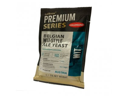 LALBREW WIT™ BELGIAN WIT-STYLE ALE YEAST 11g
