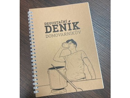 Degustační deník