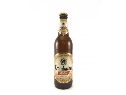 Krombacher Weizen 12° 0,5l