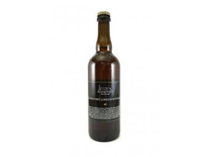 Slavkov London Bitter Ale 11° 0,75l