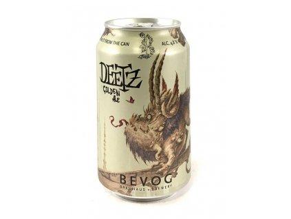Bevog DEETZ Golden Ale 0,33l