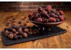 Lyofilizované ovoce obalované v čokoládě