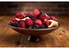 Čisté lyofilizované ovoce