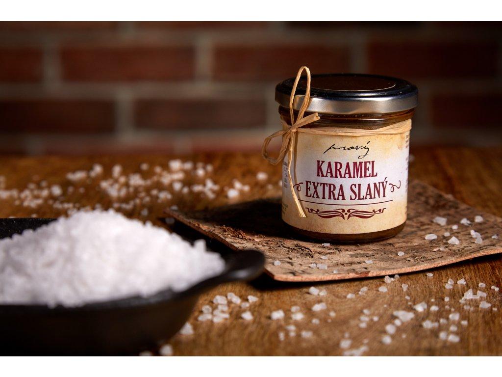 Slaný karamel - Extra slaný