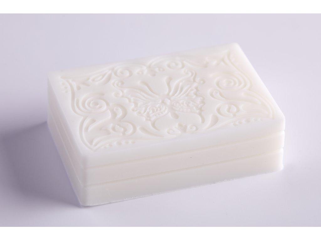 Mýdlo s kozím mlékem, bambuckým máslem a koloidním stříbrem - ORIGINÁL