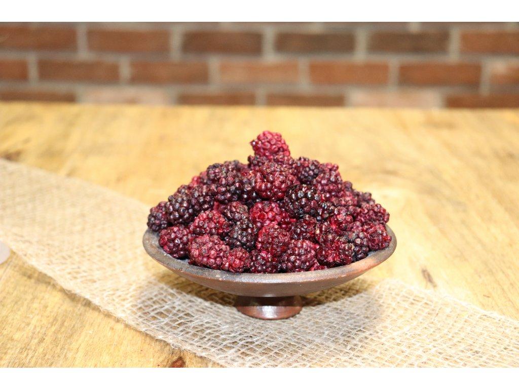 Lyofilizované ovoce - Ostružiny