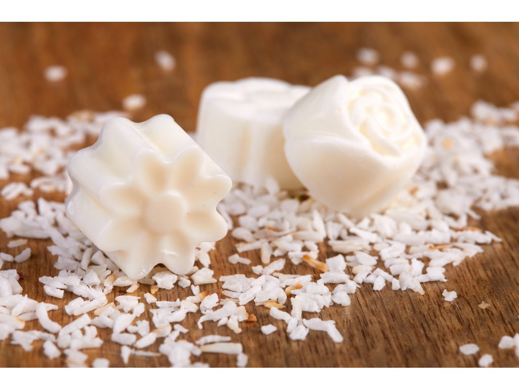Vonný vosk - Kokos