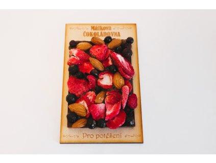Mléčná malá ořech ovoce (dřívko)