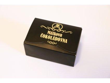 Čokoládová srdíčka plněná - devatero chutí