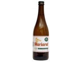 Mariarut - polotmavý ležák 12% 0,7 l