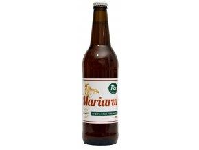 Mariarut - polotmavý ležák 12% 0,5 l