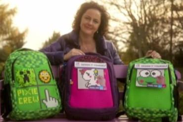 Soutěžte o PIXIE CREW školní batohy s ČT
