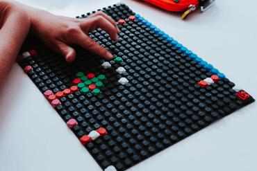 Děti, stavebnice a tvořivé hračky